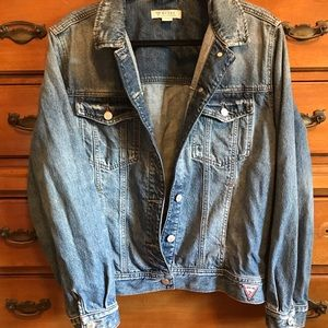 Guess Los Angeles Jean Jacket